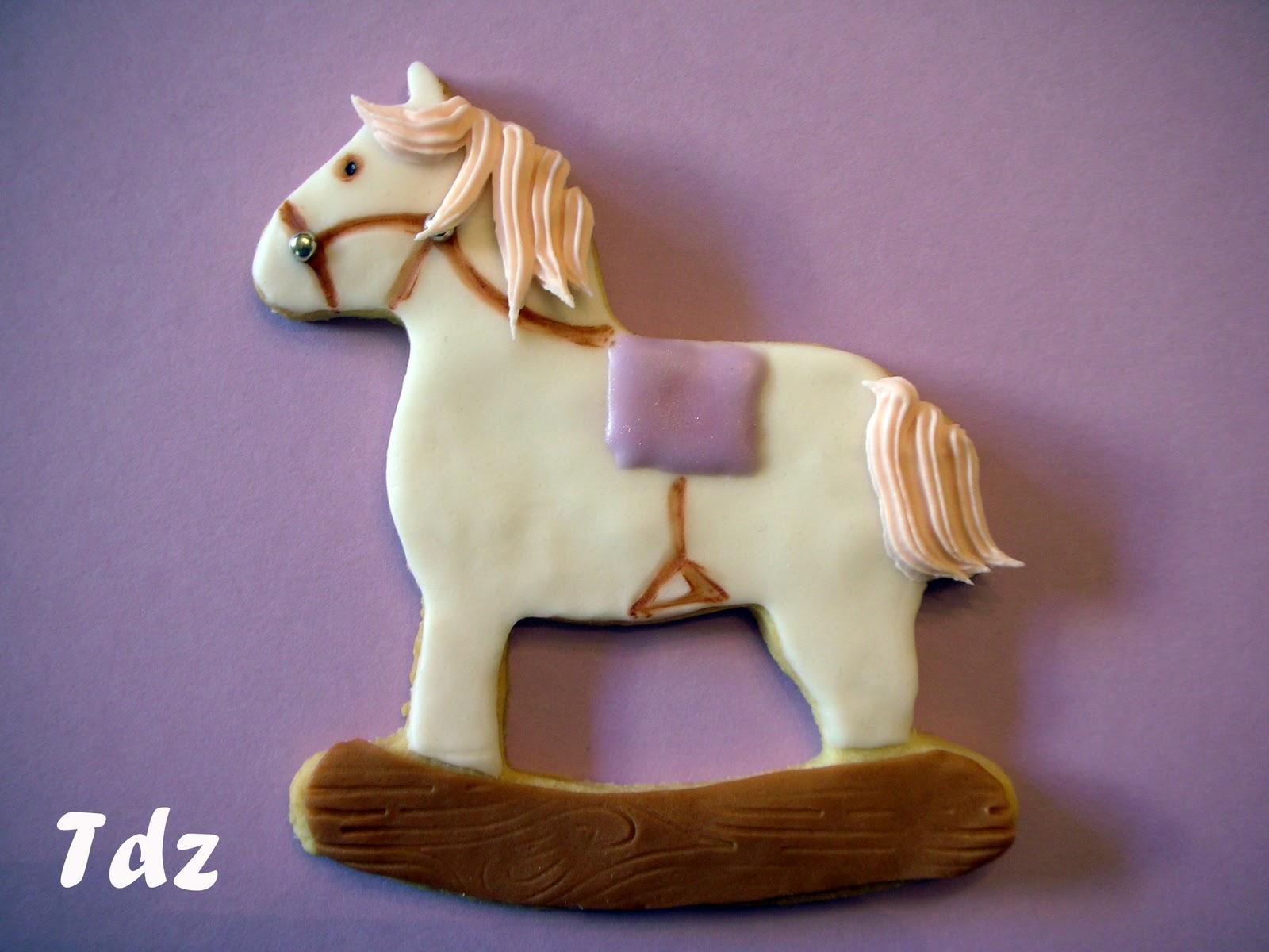 Biscotti Cavallo A Dondolo Pasta Di Zucchero.Testa Di Zucchero San Martin O A Cavallo Di Pasta Frolla