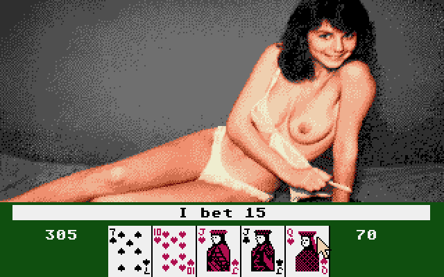 Nude Video Games Strip Poker-9418
