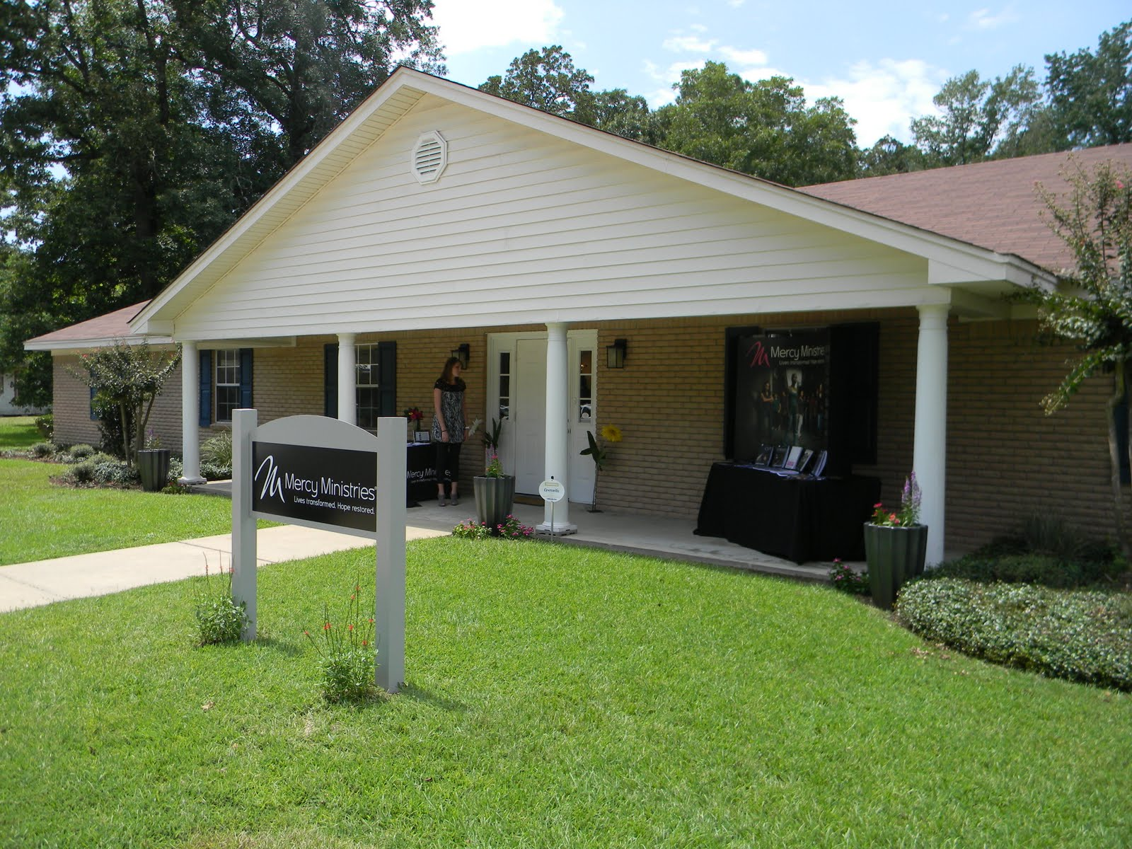 Mercy Ministries Home in Monroe, LA