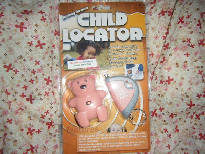 { REVIEW } Pink Child Locator.
