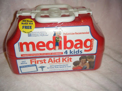 { REVIEW } Me4kidz Medibag...