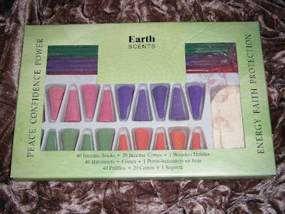 { REVIEW } Earth scents incens...