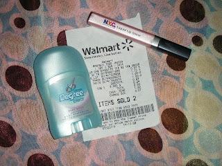[NOTE] Walmart Trip --RUDE EXP...