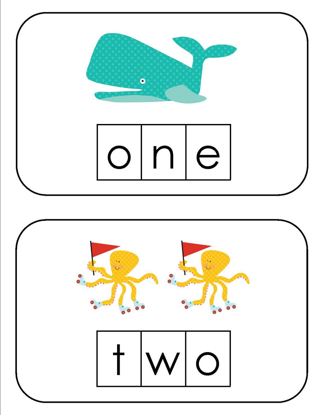 Mrs Home Ec Ocean Preschool Activities