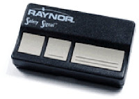 Raynor 973RGD Garage Door Opener Remote
