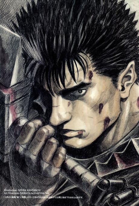 Aizenblog: Kentaro Miura retoma el manga de Berserk