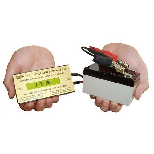 Aa Battery Tester Circuit Diagram
