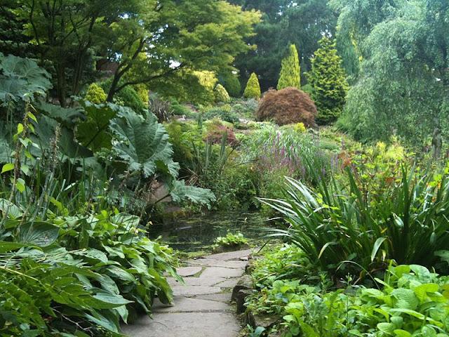 Heritage Gardens Didsbury To Manchester University Simon Building