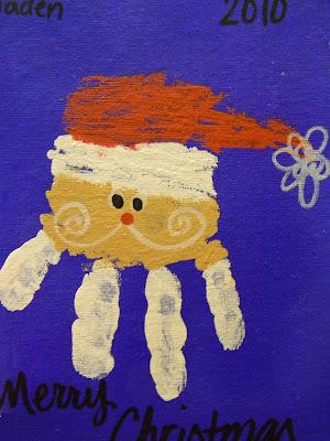 kreatív ötletek gyerekeknek Mikulás
