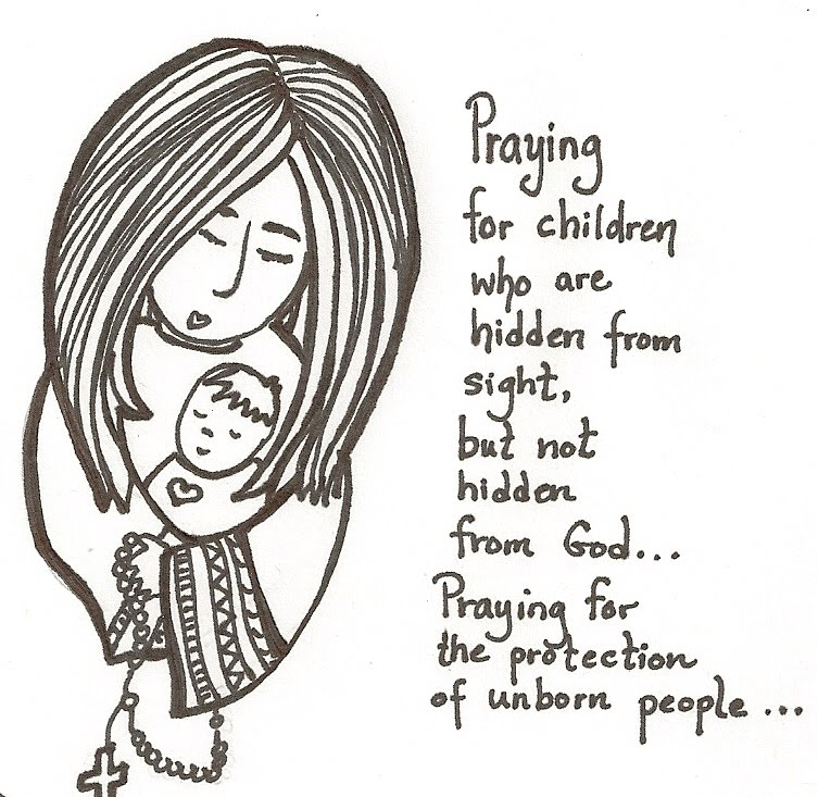 » A Prayer From an Unborn Child Cristy Li |Prayer For Unborn Baby