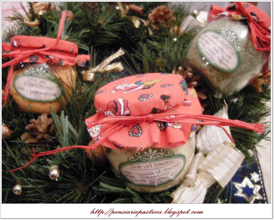Regali Di Natale Pensierini.Prove Tecniche Di Natale I Sali Aromatici Da Regalare Pensieri E
