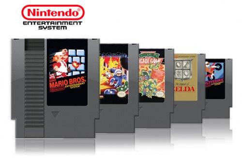 games inside: Nescube - NES Emulator for Mobile