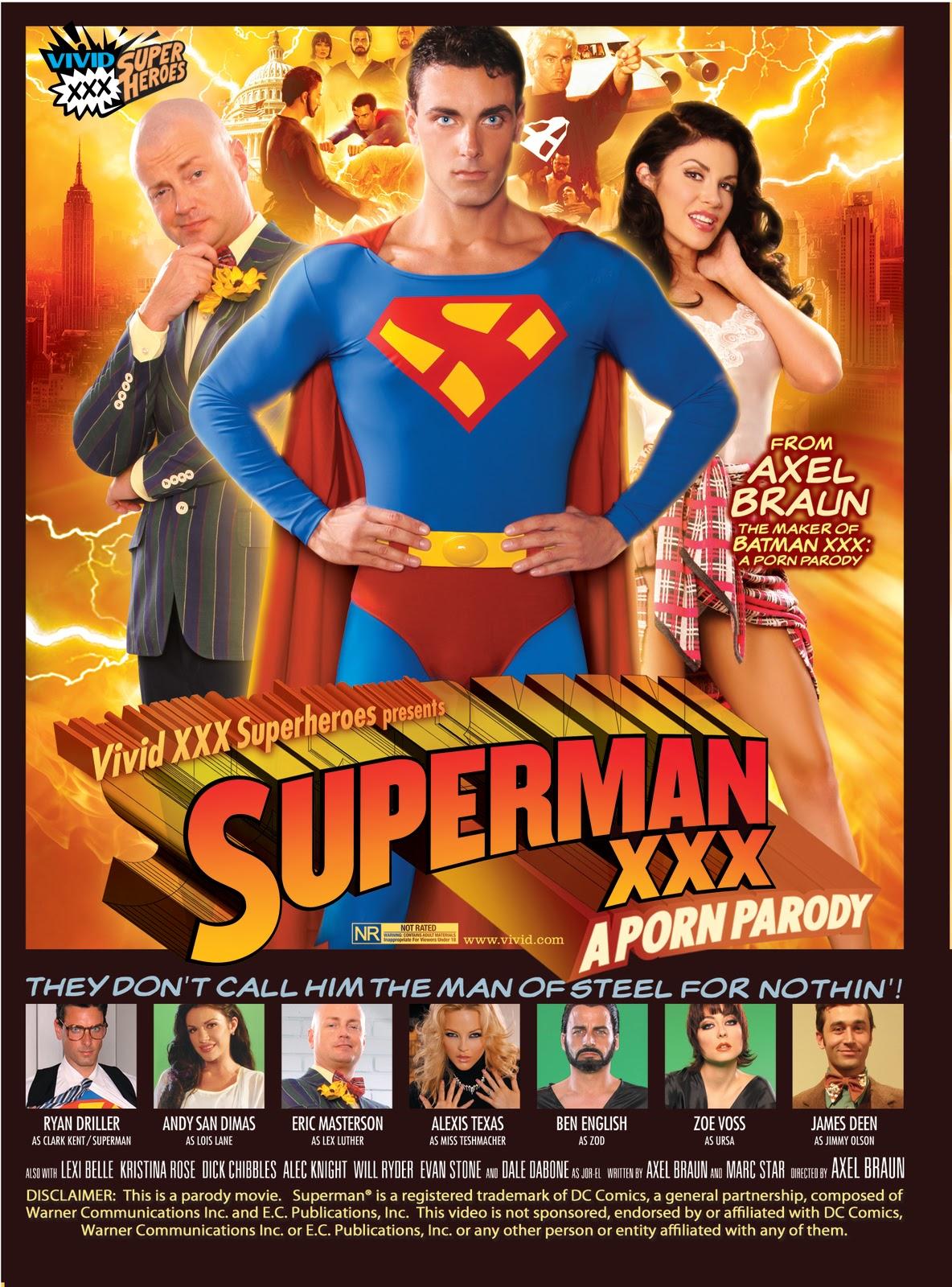 Superman Xxx 103