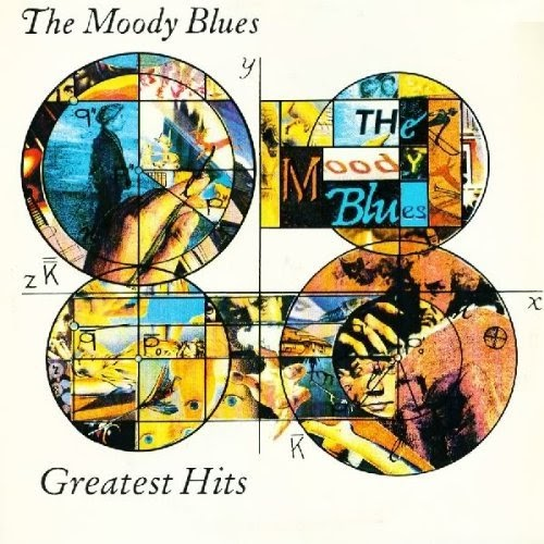 Rock On Vinyl Moody Blues Greatest Hits 1989