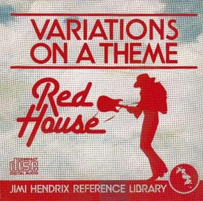 Rock On Vinyl Jimi Hendrix Redhouse Variations On A Theme