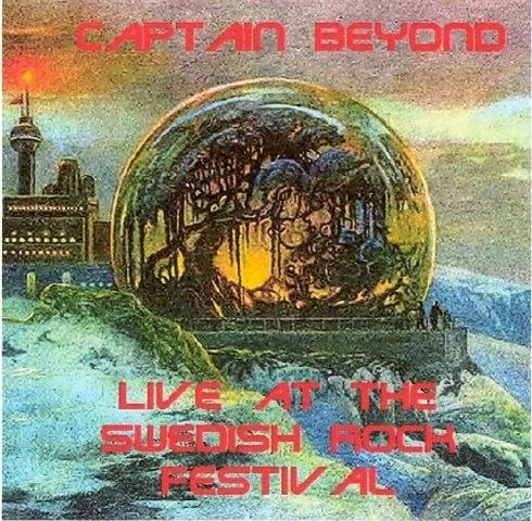 Rock On Vinyl Captain Beyond Swedish Rock Festival