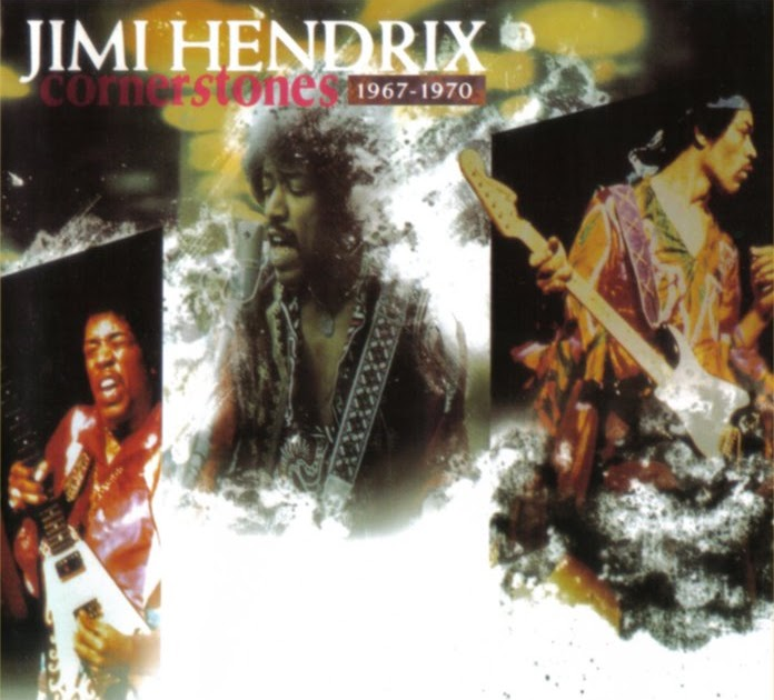 Rock On Vinyl Jimi Hendrix Cornerstones 1967 1970