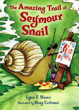 The Amazing Trail of Seymour Snail (Holt 2009)
