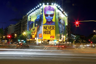 7c8fdba9e99 Muse.Me.Muse  New Ray-Ban  Colorize  Campaign