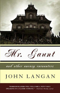 Mr. Gaunt and Other Uneasy Encounters, 2008, copertina