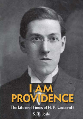 I Am Providence: The Life and Times of H.P. Lovecraft, vol. 1, 2010, copertina