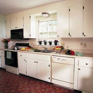 paint kitchen cabinets white kitchen and residential design cheap fixes get ready to 3943