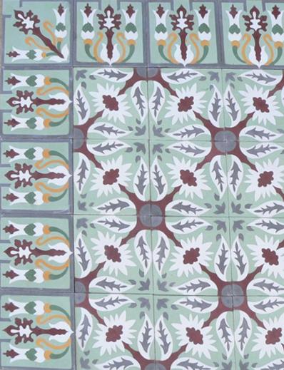 Kitchen And Residential Design Cuban Tile Isn T Encaustic