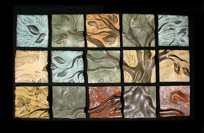 Ceramic Kitchen Decorative Tile With Scripture