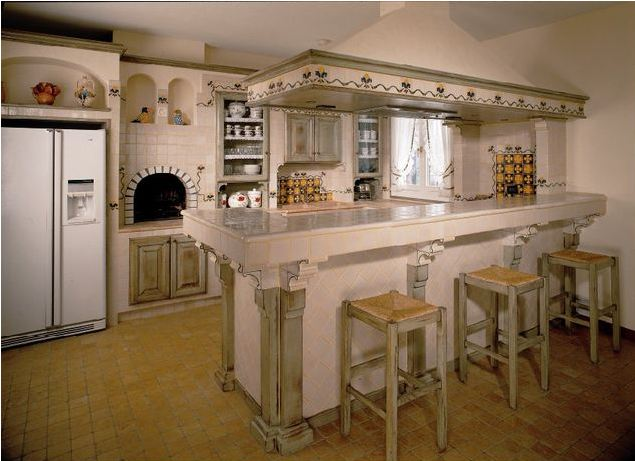 Kitchen And Residential Design Is This Italian Style