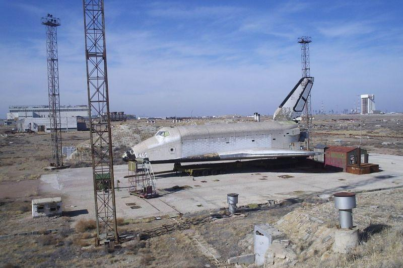Abandoned Space Shuttle (page 2) - Pics about space