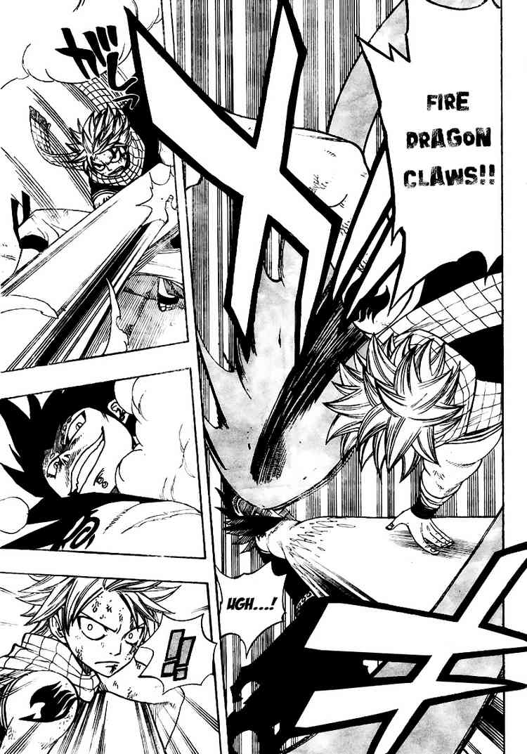 Fairy Tail Chap 61