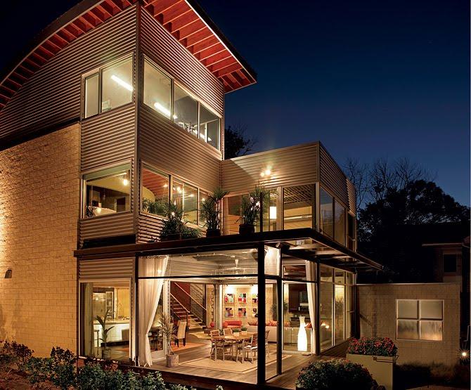 Beachfront Homes formed Pinzippy - Amazing House Designs