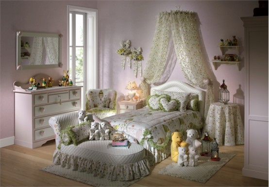 Wonderful Girls bedrooms_4