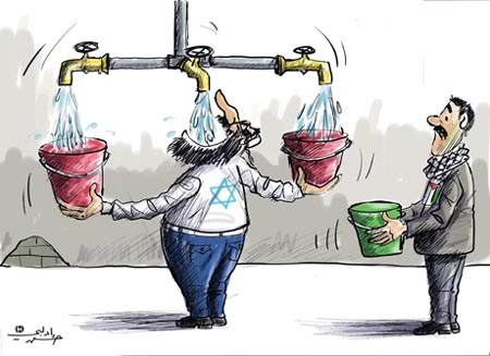 Wasserkonflikt Israel