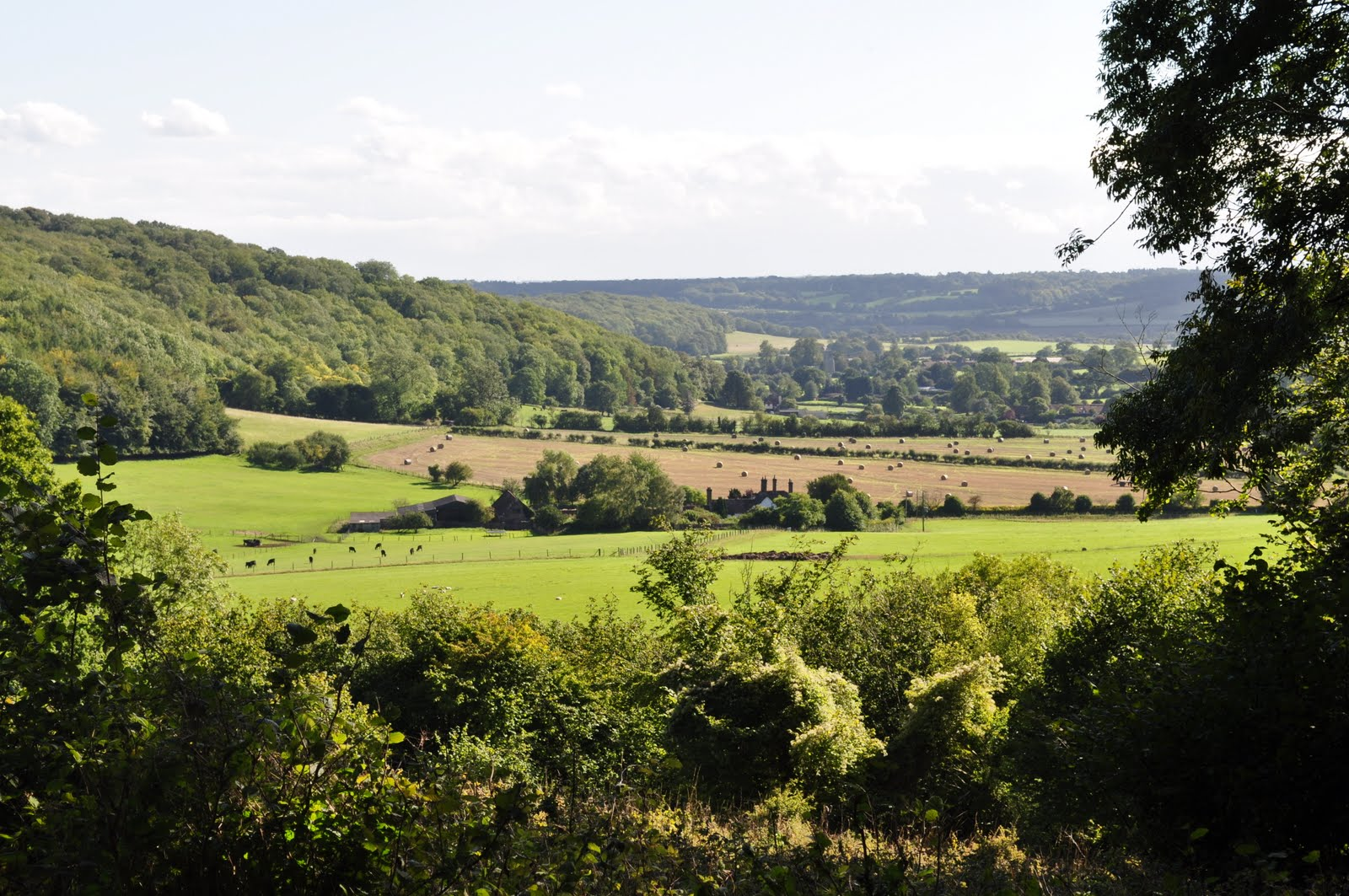 Lettie Belle: Beautiful English Countryside