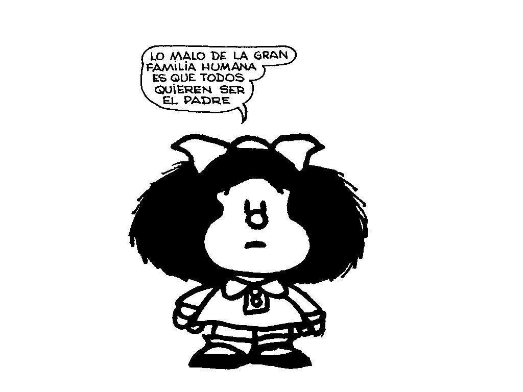 Mafalda Una Nena De 45 Anos De Edad Online