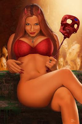 Sexy Devil Women 71