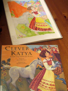 Smart Girls in Picture Books