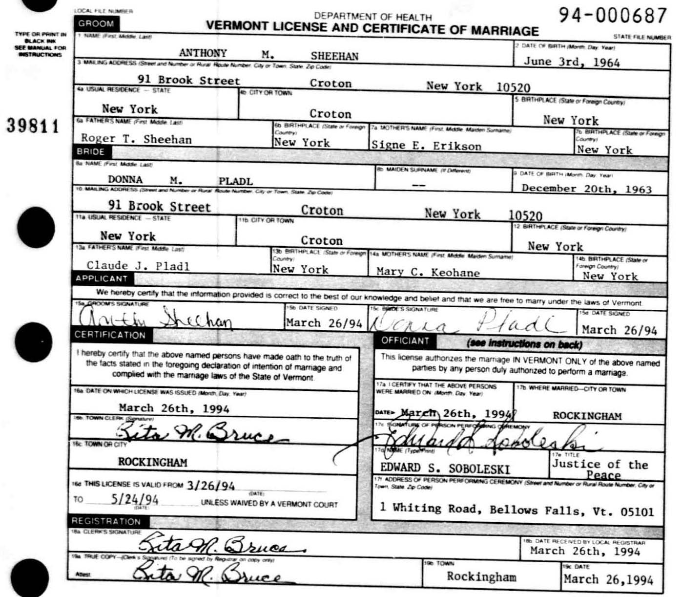 Orange County Wedding License Unique Wedding Ideas