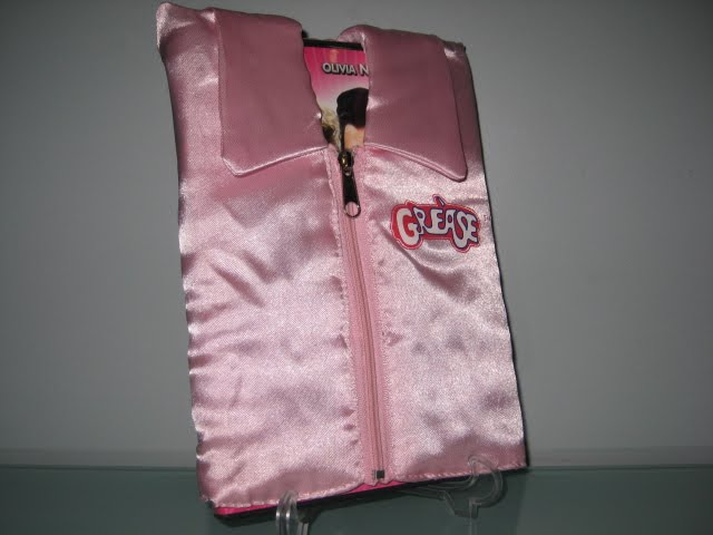 grease suit dvd case