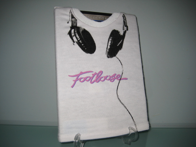 footloose dvd packaging