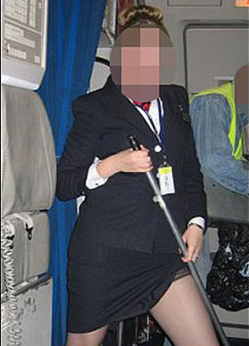Hôtesses British Airways photos sexy