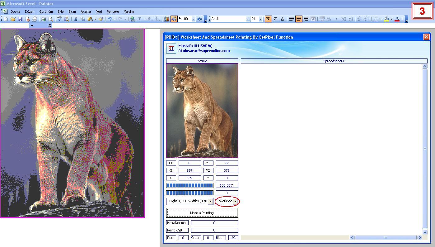 Microsoft Office Excel Kod K Lavuzu Worksheet And