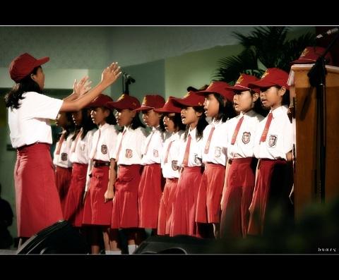 Ijo_lumut.com: UPACARA BENDERA ANAK SEKOLAH