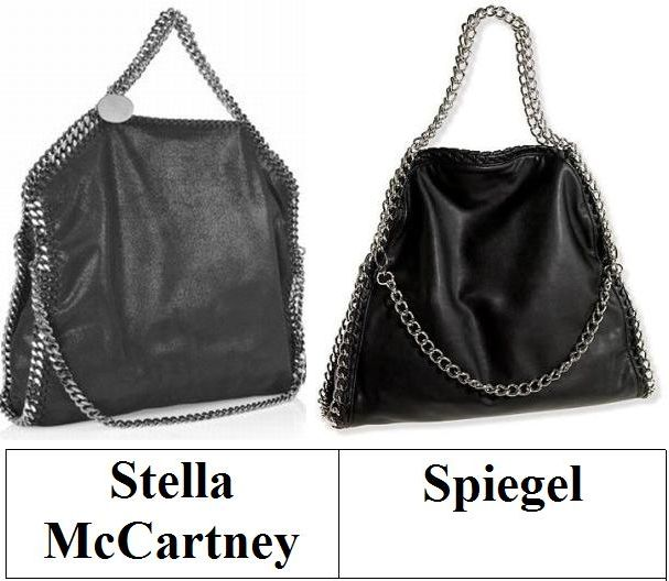 Sunday Steals Stella Mccartney Falabella Small Chain Trimmed Bag On A Budget