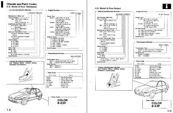 otomotif fans: Honda Civic-Genio-Estilo Service manual