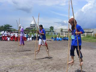 Taman Di Tanah Banjar Permainan Rakyat 1