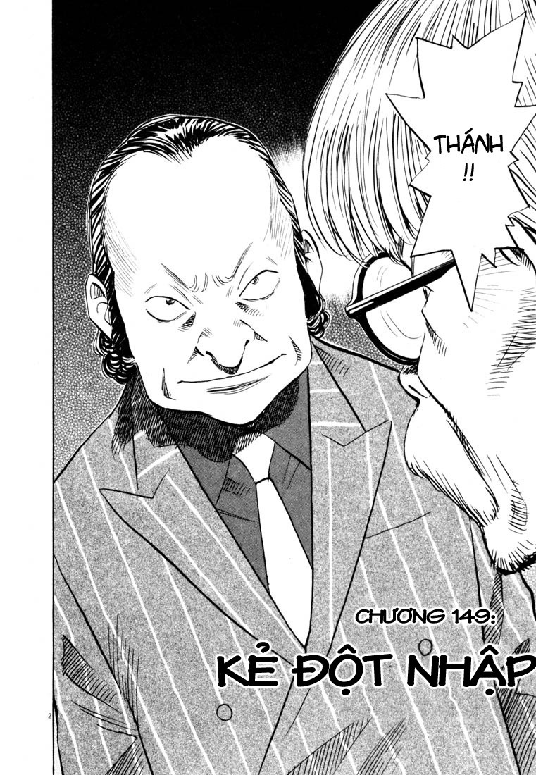 20th Century Boys chapter 149 trang 5