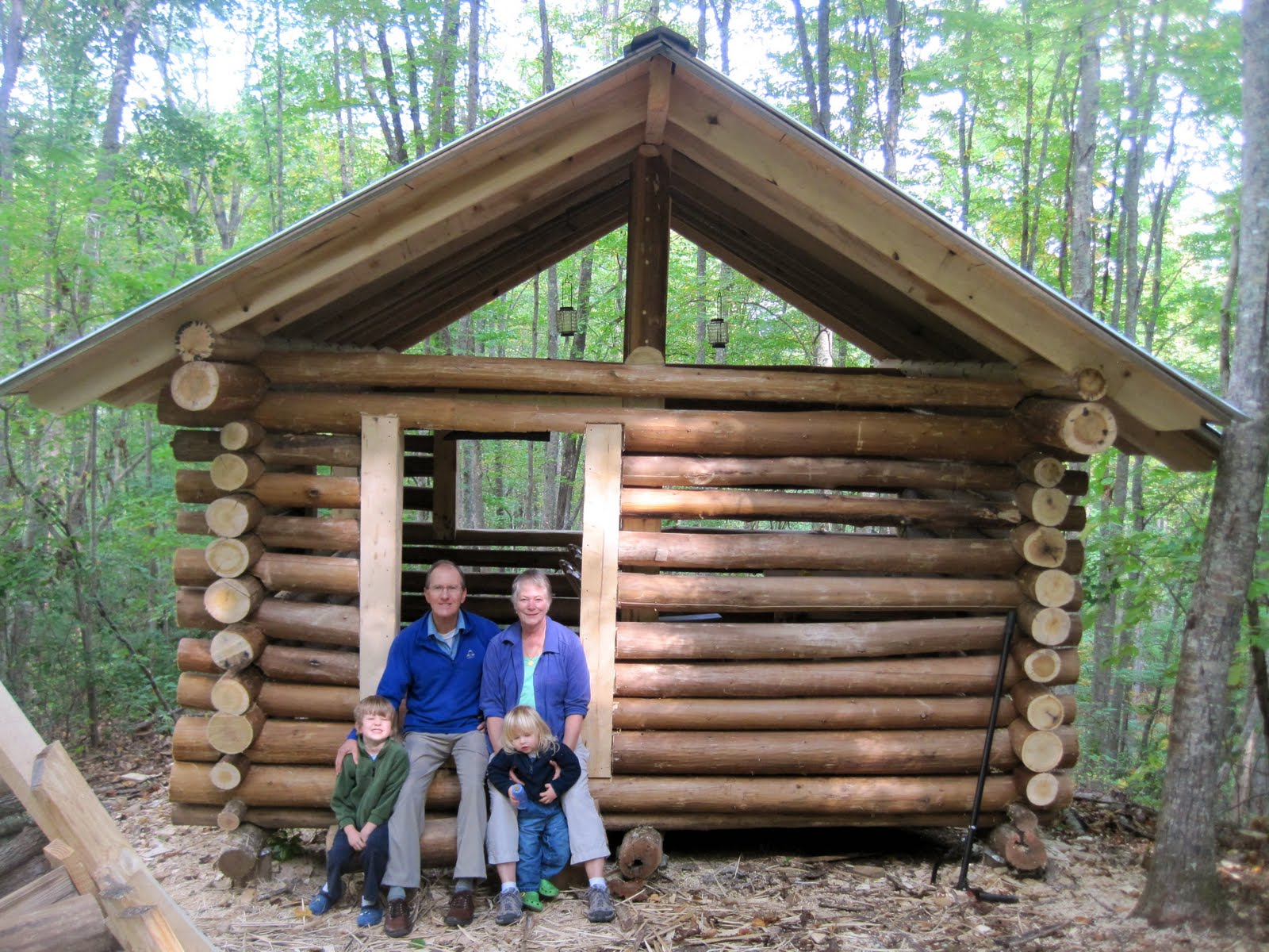 COLD HOLLER: A Postmodern (B)log Cabin In The Land Of The