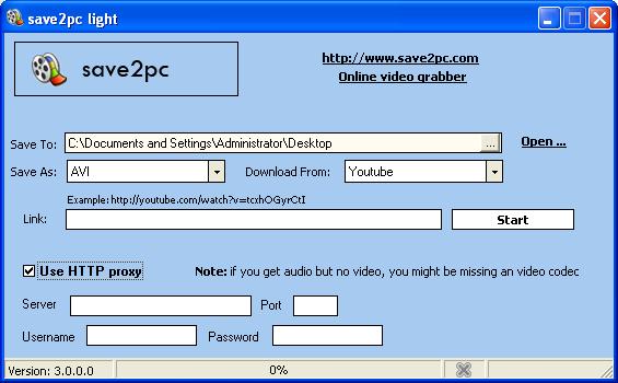 save2pc lite 4.3.2 - Κατέβασε βίντεο από το Youtube, έτσι απλά